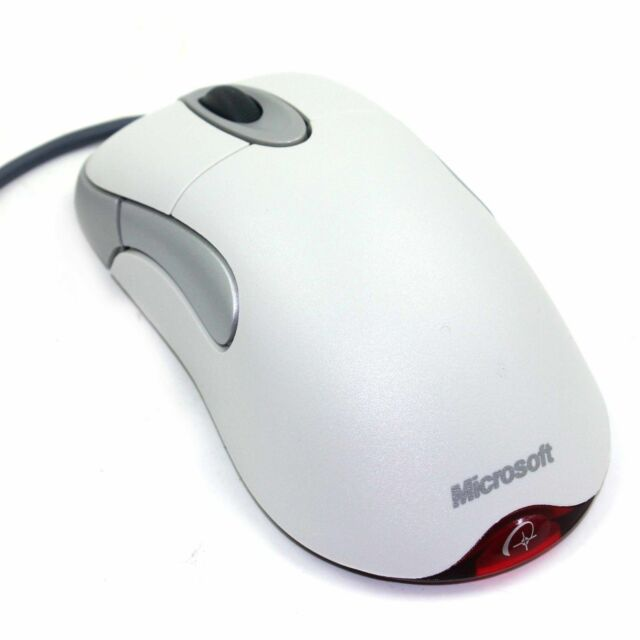 Genuine Microsoft IntelliMouse Optical 1 1a USB Ps2 Gaming Mouse - Super  Clean