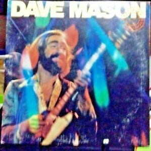 DAVE-MASON-Certified-Live-DOUBLE-Album-Released-1976-Vinyl-Record-USA