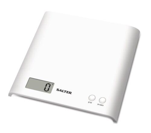 Blanc-1066 WHDR08 Salter Arc électronique numérique Balance De Cuisine