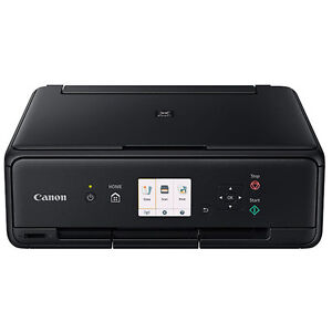 Canon PIXMA TS5020 Wireless Color Photo Printer with Scanner Copier Black