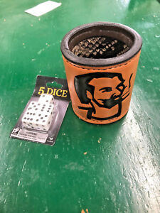 FT2-ONE-OF-A-KIND-100-Handmade-leather-custom-dice-cup-zig-zag-bob-marley