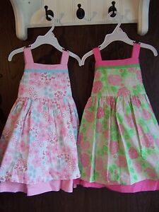 522b5fa05 NWT POLLY   FRIENDS 2 pc FLORAL Pink Green White Sundress Dress Set ...