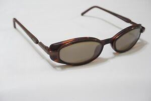 Maui Jim 124 Hana Tortoise Light Brown Lens Unisex Sunglasses