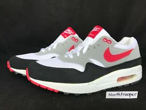 best website 1edfc 837c1 Image is loading 2003-Nike-Air-Max-1-SC-Chili-White-