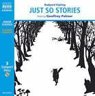 Just So Stories by Rudyard Kipling (CD-Audio, 2002)