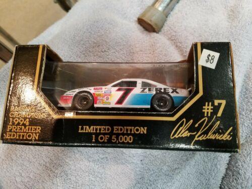 Racing Champions #7 ALAN KULWICKI 1994 Premier Edition 1:43 Die Cast NASCAR Car