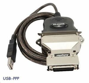 6 Usb To Mini Centronics Type C Mdr36 Adapter Cable Ebay
