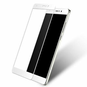 Xiaomi Mi Mix 2 3D Curb Protective Glass Film Screen 9H Case White
