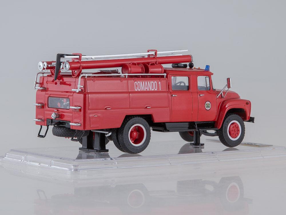 ZIL 130 AC 40 Cuba fire Department Department Department SSM L010 L.E. 450 pcs 1:43 e8e0b7