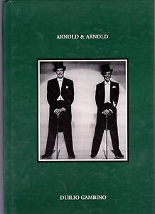 DUILIO-GAMBINO-ARNOLD-amp-ARNOLD-TESTO-DI-BRUNO-GAMBAROTTA-TORINO-1995