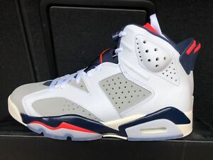 online store 2a8cc 431ad Image is loading Air-Jordan-6-VI-Retro-Tinker-384664-104-