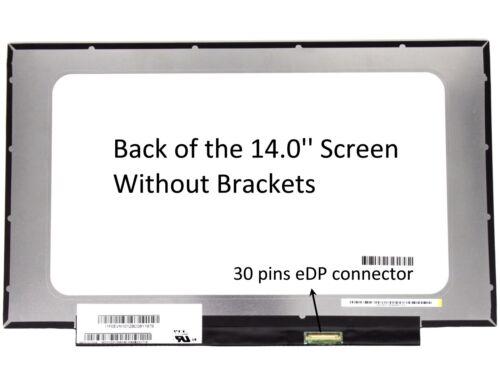 """NUOVO compatibile Per NT140WHM-N43 V8.0 14/"""" HD LED Schermo Notebook Display Stretta"""