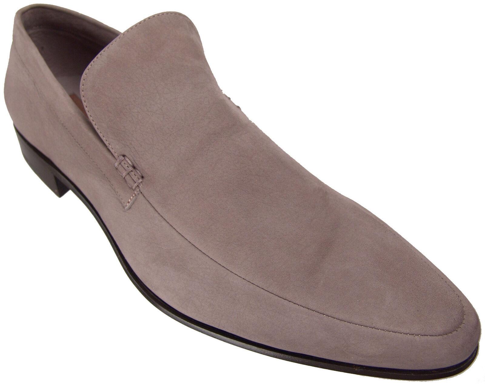 Auténtico  680 Cesare Paciotti US 10.5 Elegante Mocasines Zapatos De Diseñador Italiano