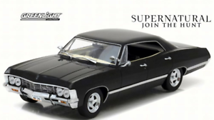 1967 Chevrolet Impala Sport Sedan Supernatural   Greenlight  1 24 scale