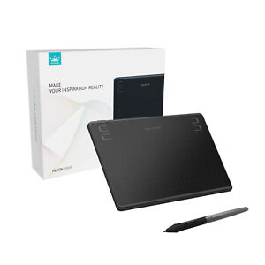 HUION HS64 Graphics Tablets Battery Free Windows/macOS/Android Supported 8192