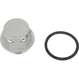 Drag Specialties Chrome Master Cylinder Cap DS-530624