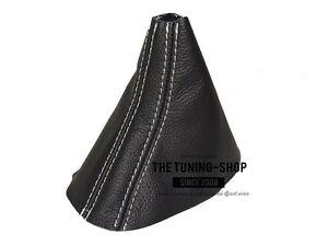 The Tuning-Shop Ltd Soufflet de levier de vitesse compatible avec Audi A4 en cuir.