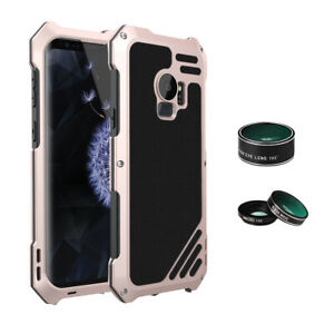 Shockproof-Metal-Case-Cover-with-3-HD-Camera-Lens-for-Samsung-Galaxy-S8-S9-Plus