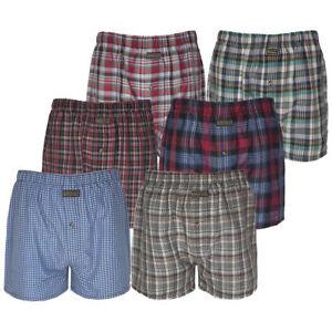 Nouveau-Homme-Imprime-Melange-Coton-Boxer-Shorts-Sous-vetements-Briefs-Trunks-S-M-L-XL-XXL