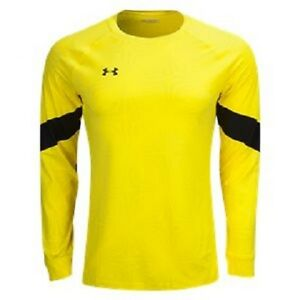 5dd98a487 Image is loading Under-Armour-Reflex-Goalkeeper-Jersey-New-1287892-FREE-
