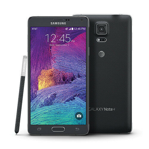 Samsung Galaxy Note 4 SM-N910V 3G Unlocked Smartphone 32gb