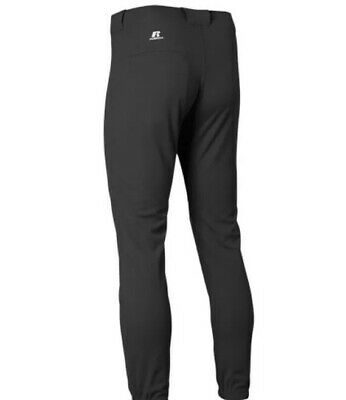 Base ball Baseball Pants Youth Boys Black XLarge Polyester Pullup 1X NEW XL