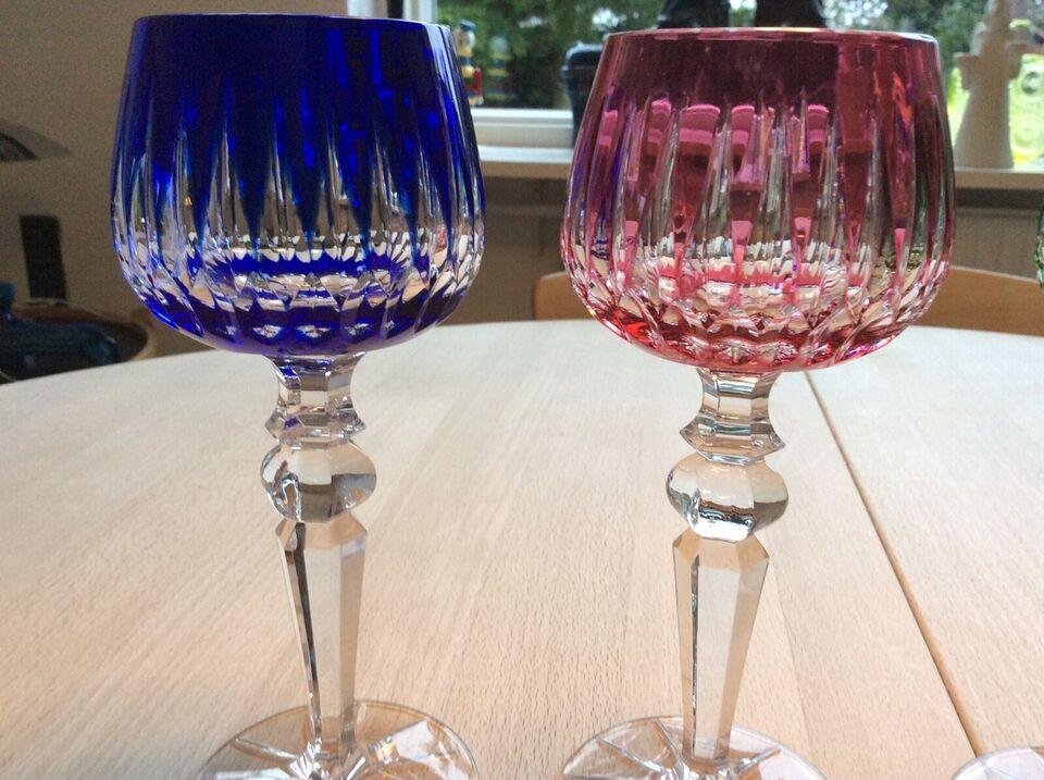 Glas, Vinglas, Bøhmiske glas