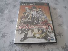 GROWLANSER 2 PLAYSTATION 2 II PS2 ATLUS JAPAN IMPORT NEW FACTORY SEALED!