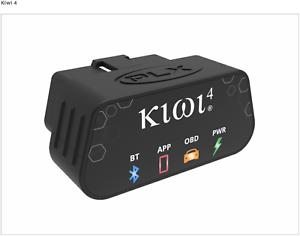 Details about PLX Kiwi 4 Bluetooth Auto OBDII Code Scanner Reader for  iPhone & Android
