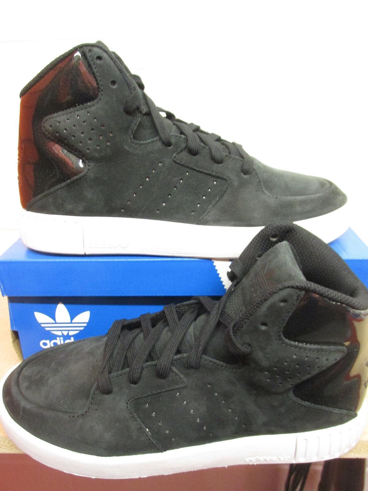 Adidas Tubular Invader 2.0 Womens BA7508 Hi Top Trainers Sneakers