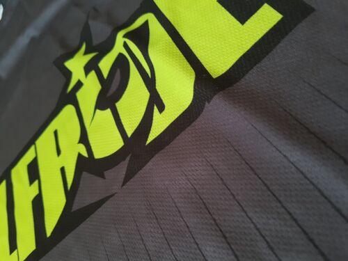 Mountain bike down hill race top enduro breathable MTB DH Wolf xcross
