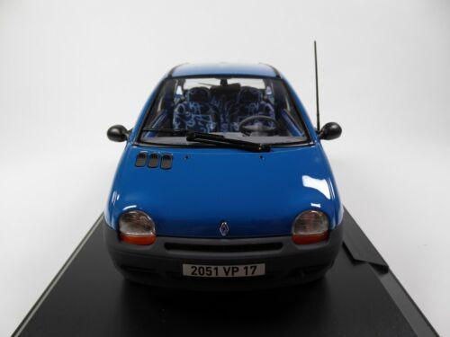 Renault Twingo 1995 Cyan Blue 1:18 Norev MODELLAUTO DIECAST 185295