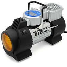 Powerful Air Compressor Mini Portable Tire Pump Auto Car 12V Inflator Compact