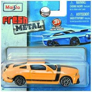 2012 2013 Ford Mustang BOSS 302 in original pkg--mint brand new collector car