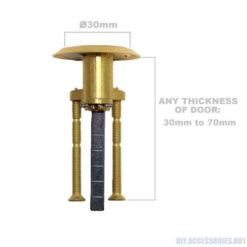 Gold 62mm Case Night Latch Y 85 YALE Brass 4 Key Rim Cylinder