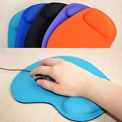 Comfort Wrist MousePad Mat gamer navi large Mice Pad for Optical Mouse WFAU