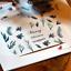 US-Merry-Christmas-Santa-Claus-Xmas-3D-Pop-Up-Greeting-Cards-Note-Card-Gift thumbnail 3