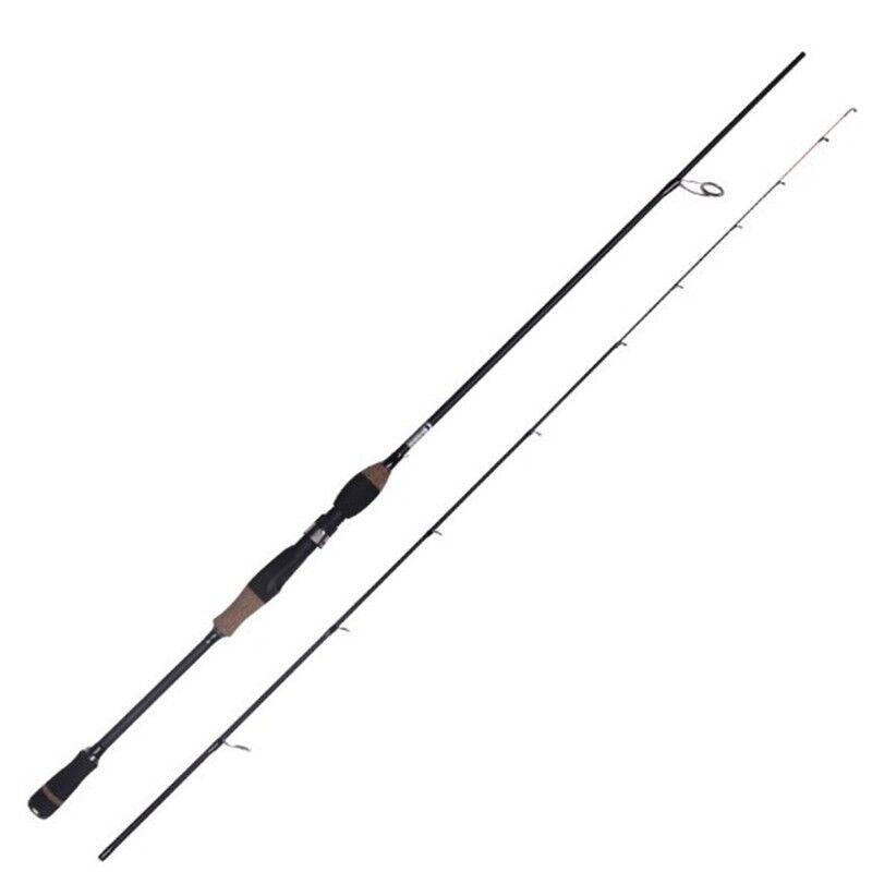 Spinpoler UL Fishing Rod 0.8-5g Test Slow Action 1.8m(602) Spinning Carbon Rod