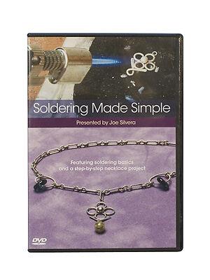 DVDPUB-545.00 Soldering Made Simple by Joe Silvera