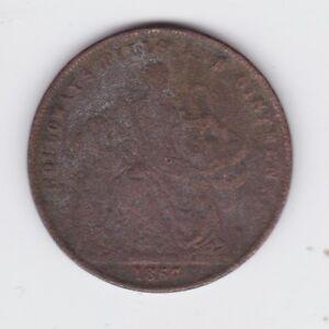 1860-Token-1-Penny-Professor-Holloway-039-s-Pills-amp-Ointment-London-England-GB-P-504