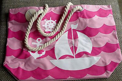tasche,50x32cm,tragetasche,strandtasche,gross,viel platz,maritim,waschbar,bag