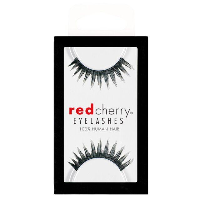 71df29c79c4 Red Cherry #62 - Lashes 100% Human Hair False Eyelashes - High Quality  Lashes
