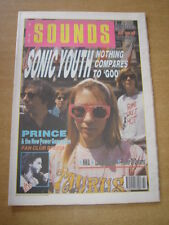 SOUNDS 1990 JUNE 2 SONIC YOUTH METALLICA PRINCE NEW POWER GENERATION NWA
