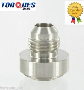 AN-6-AN6-Male-Stainless-Steel-Weld-On-Fitting-Bung