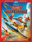Planes Fire and Rescue - Blu-ray Region 1