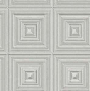 Papier Peint, Design Papier Peint, Moderne, Carreaux, Linienprint, Brillance, Pierre, Ciment, Béton-afficher Le Titre D'origine TrèS Poli
