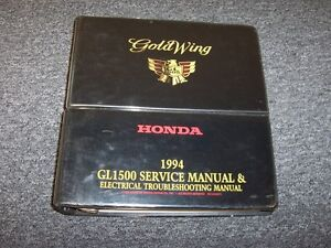 1994 honda goldwing gl1500 electrical wiring diagram shop serviceimage is loading 1994 honda goldwing gl1500 electrical wiring diagram shop