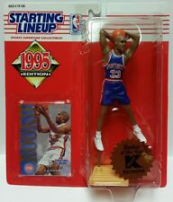 Starting Lineup Grant Hill NBA Figure & Card Kenner Rookie Of The Year 1995