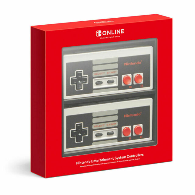 Official NES Controllers for Nintendo Switch Online - BRAND NEW SEALED