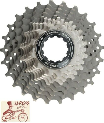 SHIMANO DURA-ACE R9100 11-SPEED 11-25T ROAD BICYCLE CASSETTE
